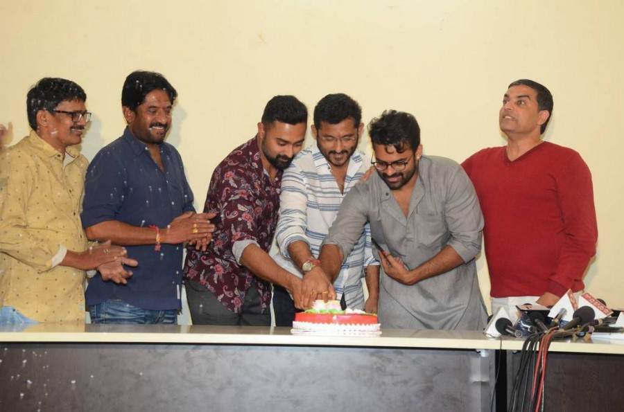 Sai Dharam Tej,Mehreen,Dil Raju,Prassana,Jawaan Movie Success Celebrations,Jawaan Success Celebrations,Jawaan Success meet,Jawaan Success meet pics,Jawaan Success meet images,Jawaan Success meet stills,Jawaan Success meet pictures,Jawaan Success meet phot
