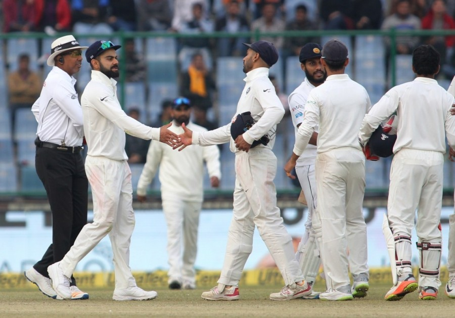 India vs Sri Lanka,India vs Sri Lanka 2017,India vs Sri Lanka 3rd Test,India record