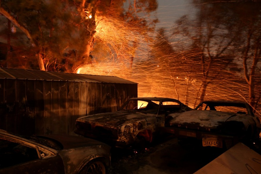 Wildfire,California wildfire,Los Angeles