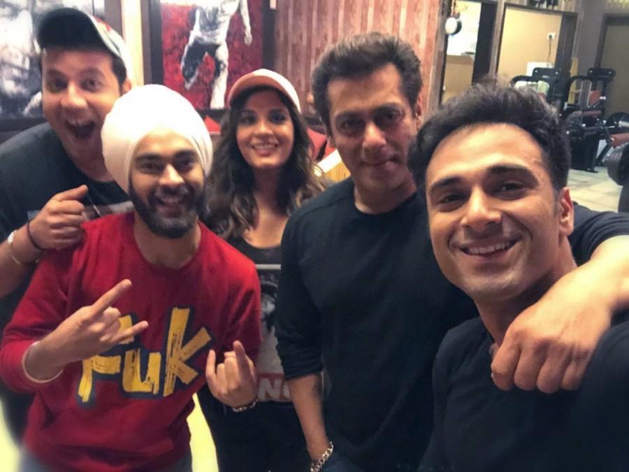 Salman Khan,Tiger Zinda Hai,Tu Mera Bhai Nahi Hai,Bigg Boss 11,Varun Sharma,Pulkit Samrat,Richa Chadha