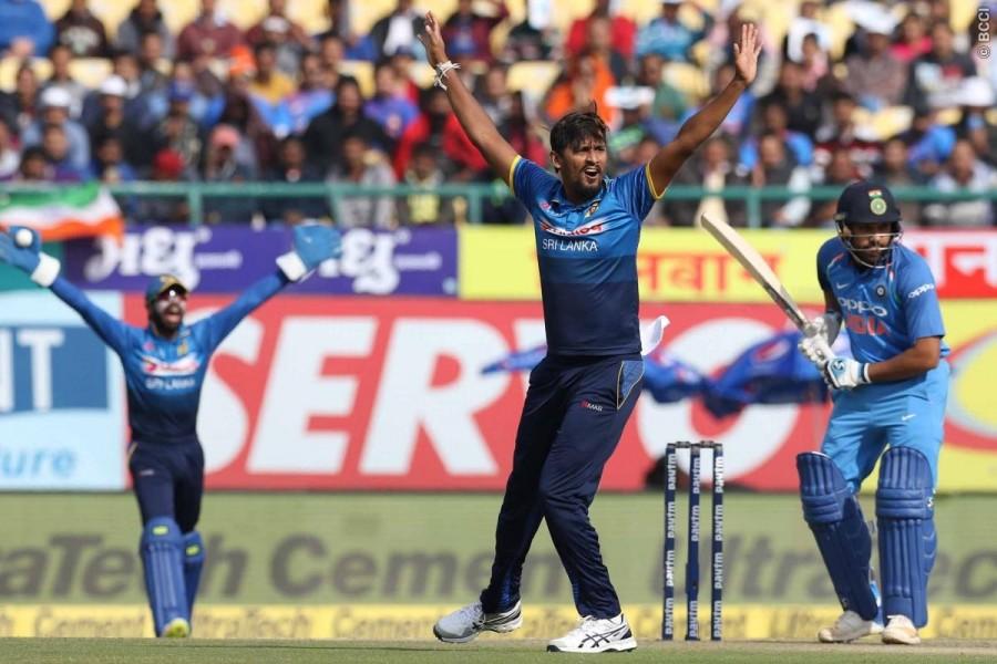 Sri Lanka thrash India,India vs Sri Lanka,Upul Tharanga,MS Dhoni,Suranga Lakmal