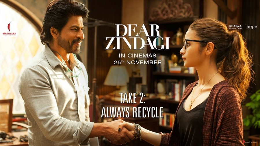 Dear Zindagi,Raees,Shah Rukh Khan,SRK,Red Chillies Entertainment