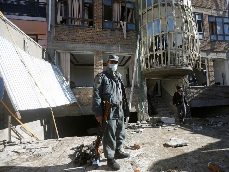 Suicide attack,Shi'ite center,Shi'ite Suicide attack,Afghan capital,Suicide bombers