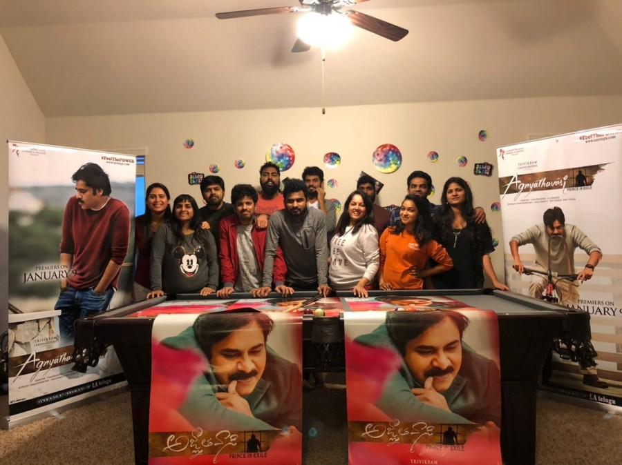 Agnyaathavaasi,Agnyaathavaasi review,Agnyaathavaasi movie review,Pawan Kalyan,Pawan Kalyan fans,Agnyaathavaasi release,Agnyaathavaasi celebrations