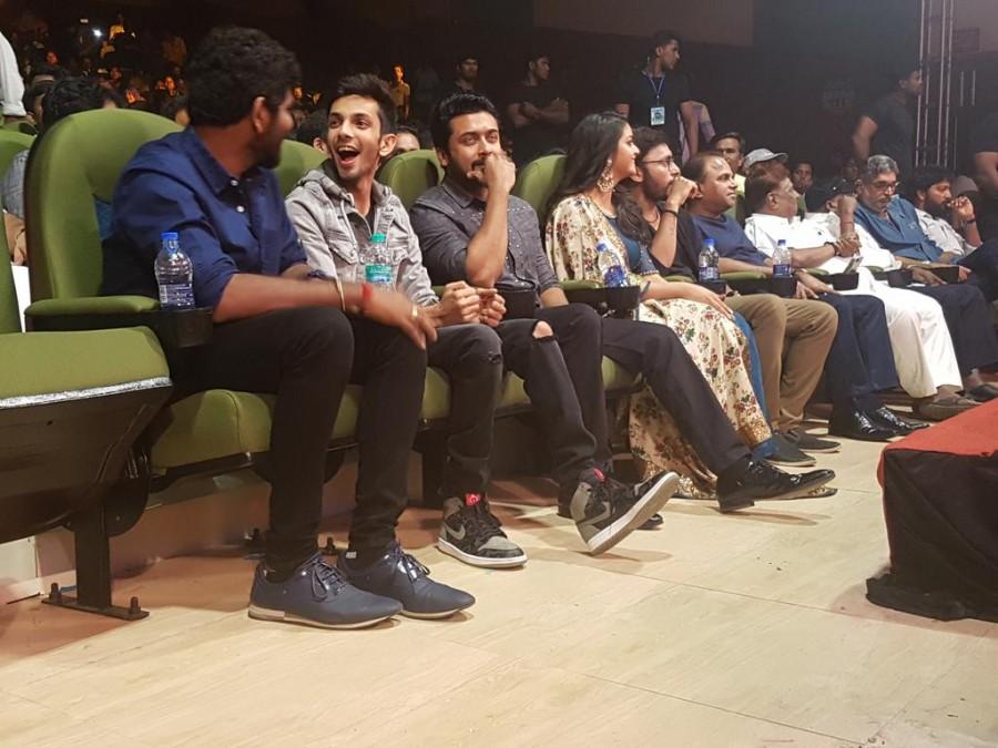 Suriya,Keerthy Suresh,Ramya Krishnan and Vignesh Shivan,Thaanaa Serndha Koottam pre-release event,Thaanaa Serndha Koottam,TSKPreReleaseEvent,Thaanaa Serndha Koottam review,Thaanaa Serndha Koottam movie review