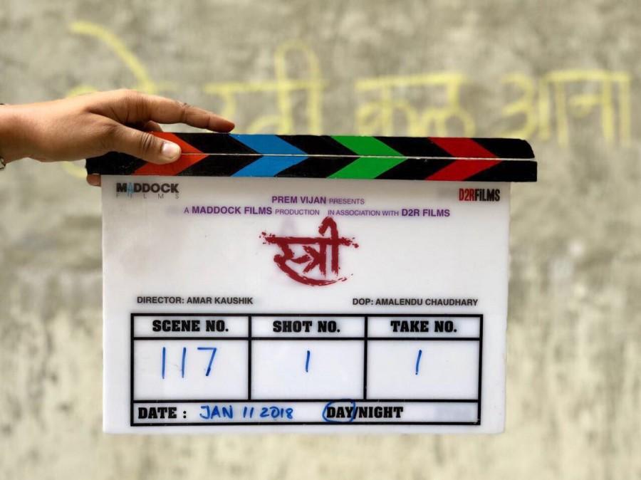 Stree,Rajkummar Rao,Shraddha Kapoor,Rajkummar Rao and Shraddha Kapoor,Stree movie,bollywood movie Stree,Stree pics,Stree images,Stree stills,Stree pictures,Stree photos