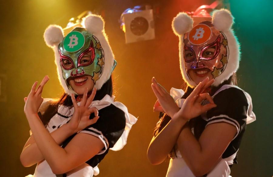 Virtual Currency Girls,Japan's Virtual Currency Girls,Japan's newest idol group,Japan new idol group