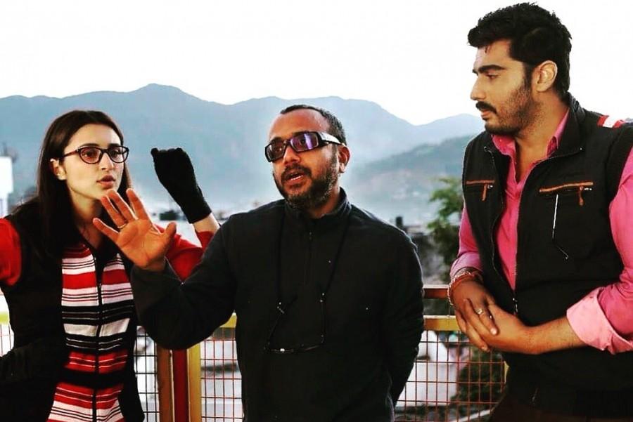 Arjun Kapoor,actor Arjun Kapoor,Sandeep aur Pinky Faraar,Sandeep aur Pinky Faraar wraps up,Sandeep aur Pinky Faraar wrapped up,Dibakar Banerjee