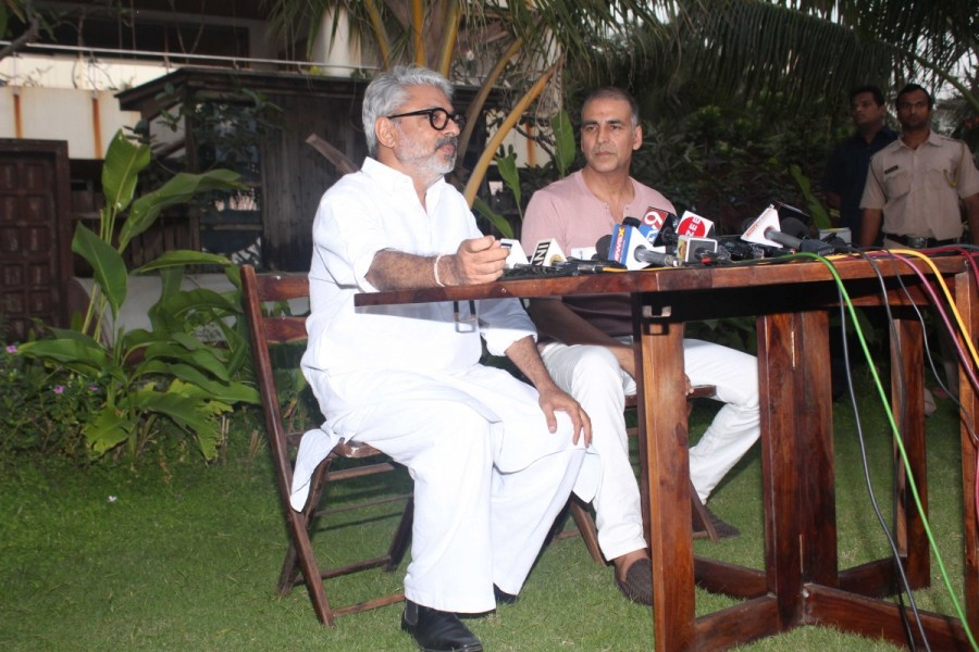 Akshay Kumar,Sanjay Leela Bhansali,Padman vs Padmaavat,Padman,Padmaavat,Padmaavat release