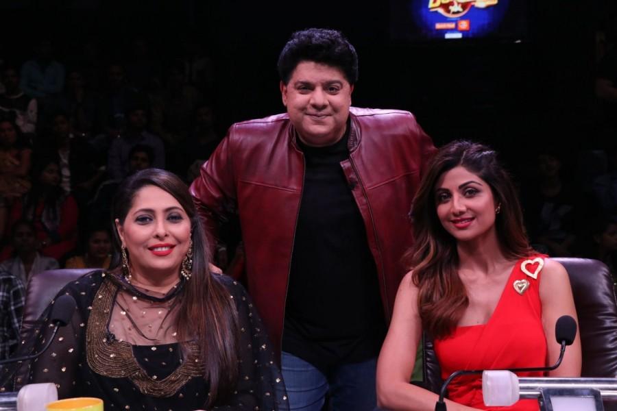 Sajid Khan,Super Dancer Chapter 2,Shilpa Shetty Kundra,Shilpa Shetty,Republic Day Special episode
