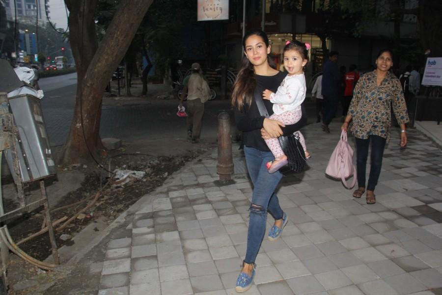 Mira Rajput,Mira Rajput daughter Misha,misha kapoor,Misha Kapoor pics,Shahid Kapoor