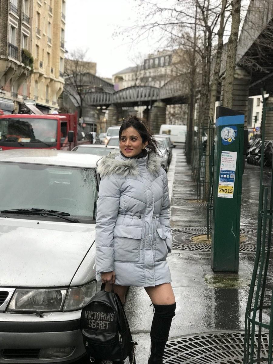 Harshika Poonacha,actress Harshika Poonacha,Harshika Poonacha in Paris,Harshika Poonacha Paris,Harshika Poonacha latest pics,Harshika Poonacha latest images,Harshika Poonacha latest stills,Harshika Poonacha latest pictures,Harshika Poonacha latest photos