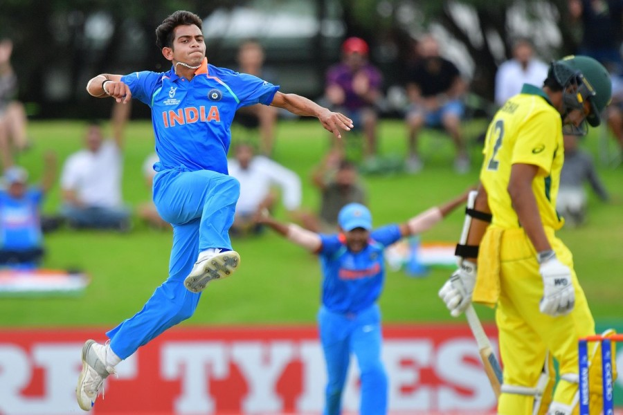 India restrict Australia,India vs Australia,ICC U-19 World Cup Final,U-19 World Cup Final,Ind vs Aus