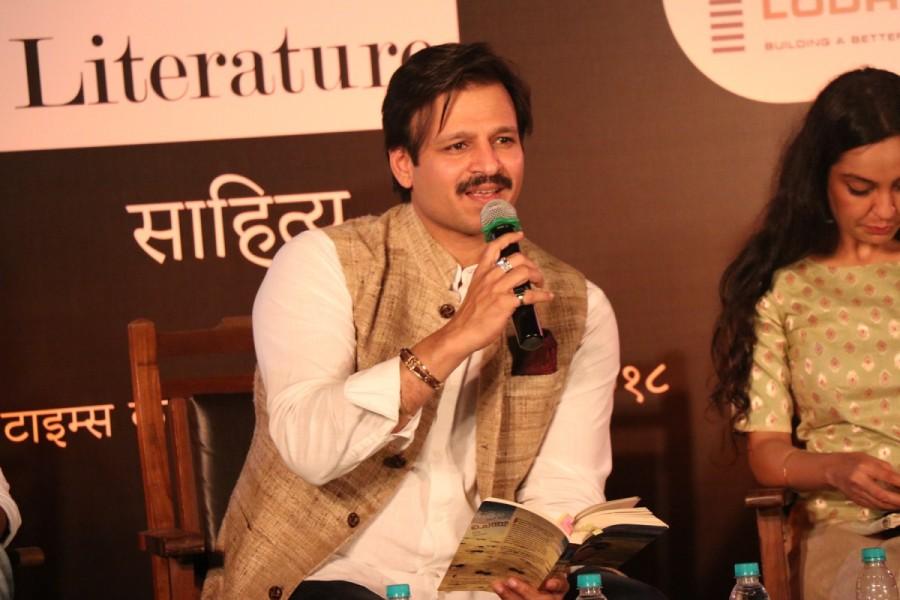 KGAF 2018,Vivek Oberoi,Neena Gupta,Amaan Ali,Ayaan Ali Bangesh,Ustad Amjad Ali Khan
