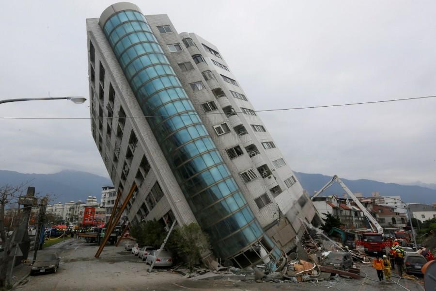 Earthquake,Earthquake in Taiwan,taiwan earthquake