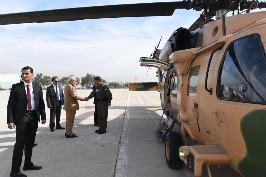 Narendra Modi,PM Narendra Modi,Prime Minister Narendra Modi,Modi leaves for Palestine,Mr. Mahmoud Abbas