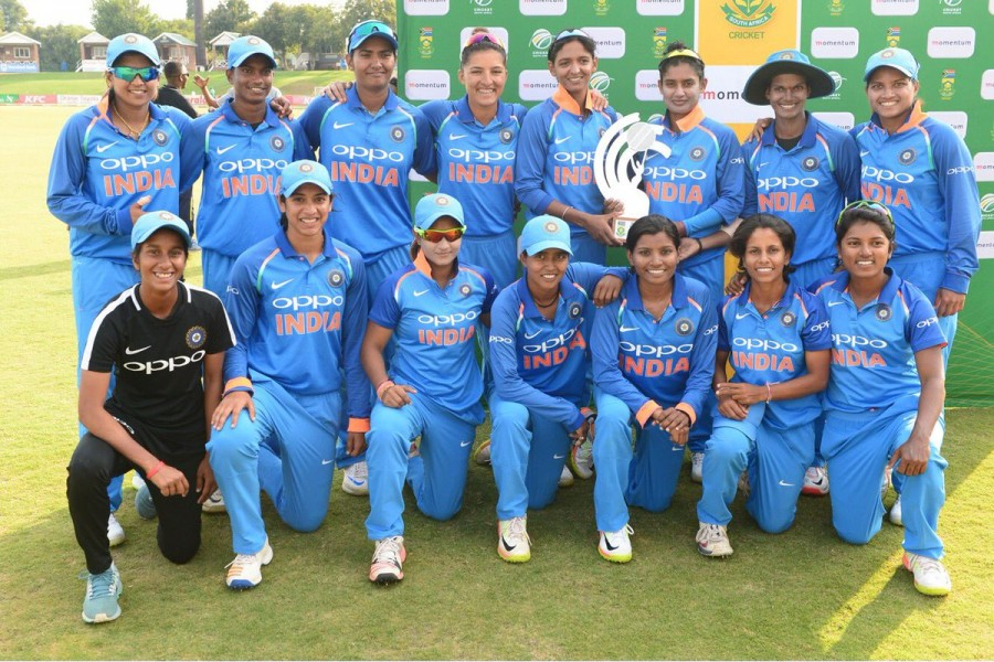 3rd Women's ODI,India loses to S. Africa