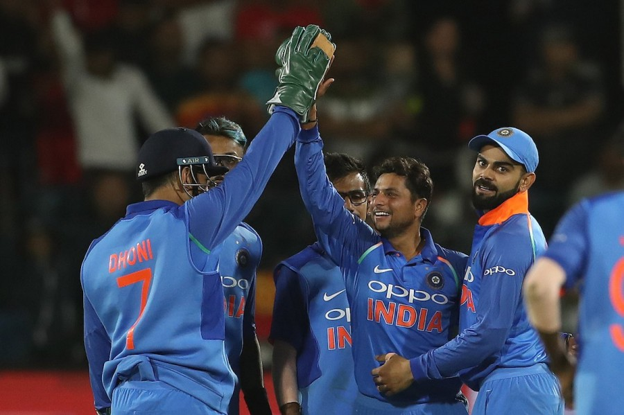 Rohit Sharma,Kuldeep Yadav,India vs South Africa,India beats South Africa,Virat Kohli