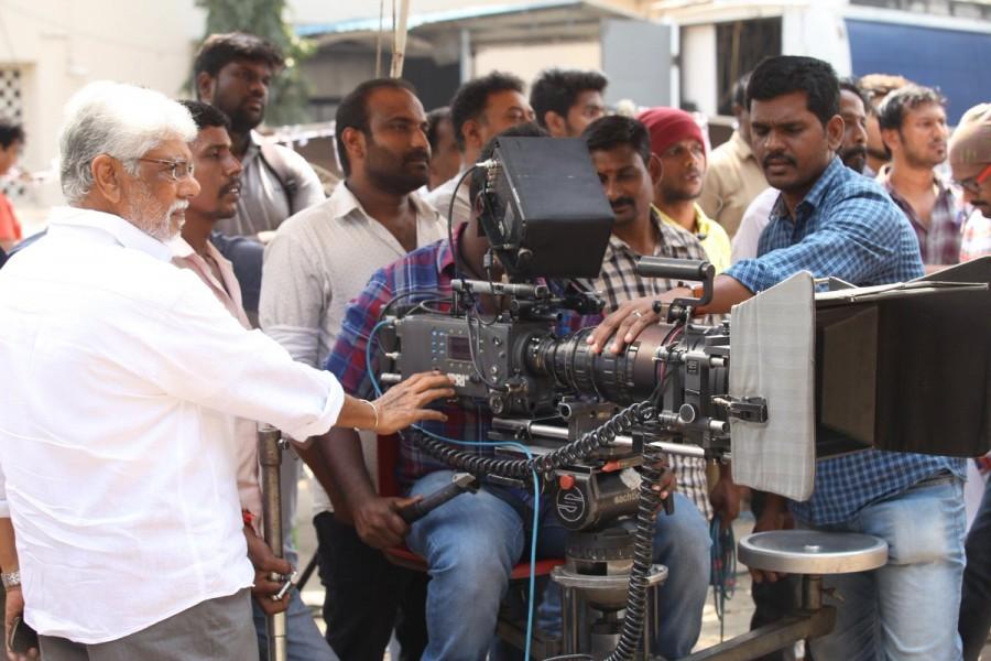 Vikram Prabhu,Mohan Raja,Asura Guru movie pooja,Asura Guru movie launch,Asura Guru pooja,Asura Guru launch,new tamil movie,new tamil movie launch,Rajdeep,Jagan,Kabilan Vairamuthu