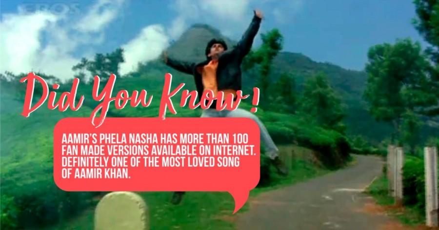 Aamir Khan,Pehla Nasha,Aamir Khan ka Pehla Nasha,Valentine's Day,Jo Jeeta Wohi Sikandar,Bollywood celebs,Bollywood actor