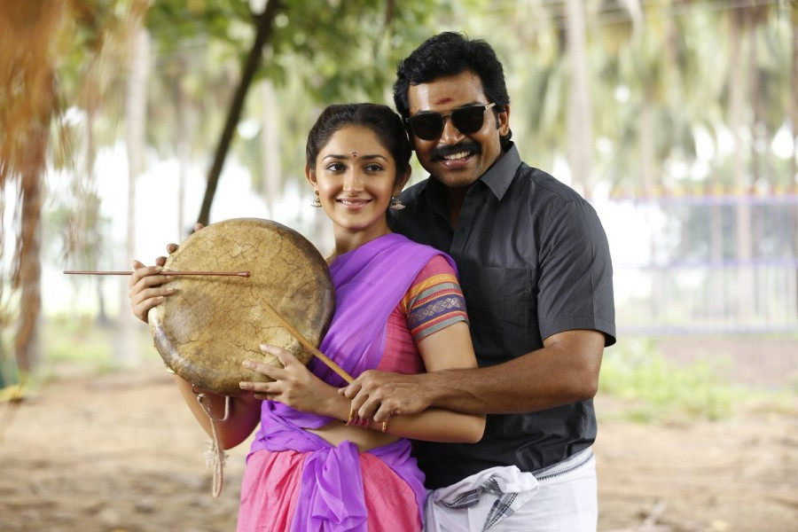 Image result for kadaikutty singam movie stills