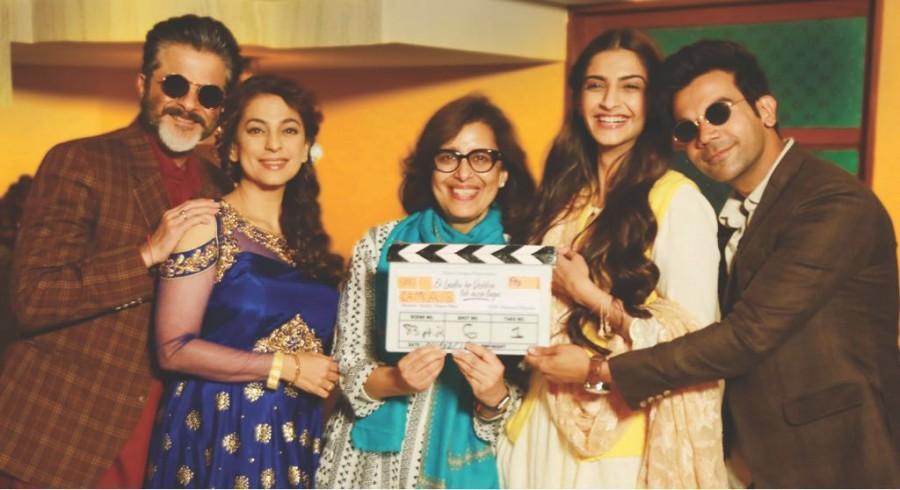 Shelly Chopra Dhar,Anil Kapoor,Sonam Kapoor,Ek Ladki Ko Dekha Toh Aisa Laga