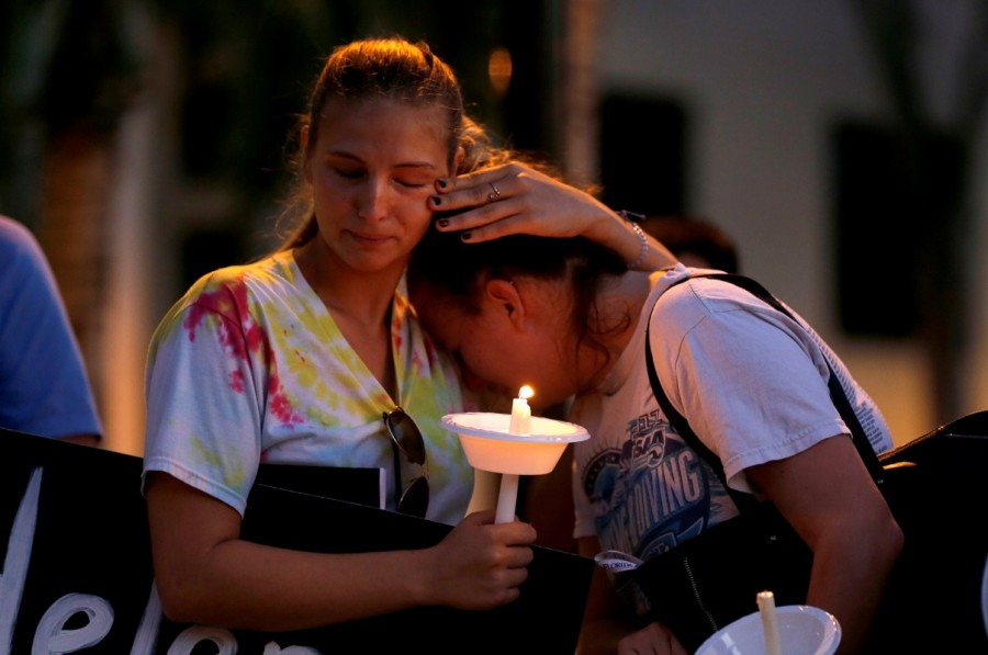 Florida school shooting,Florida shooting,Florida mass shooting,Marjory Stoneman Douglas High School,Florida