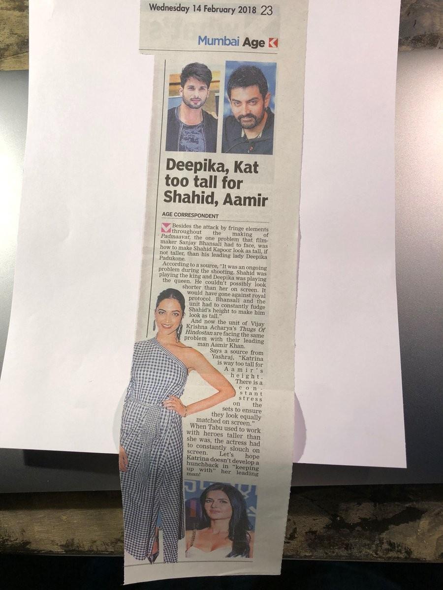 Amitabh Bachchan,Megastar Amitabh Bachchan,amitabh bachchan twitter,Deepika Padukone,Katrina Kaif,Aamir Khan,Shahid Kapoor