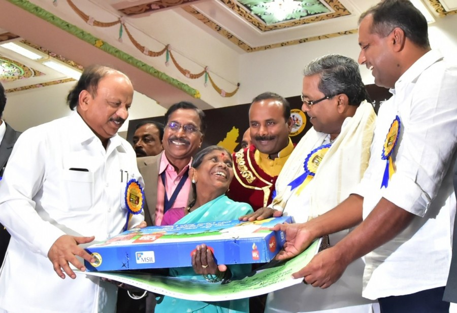 Siddaramaiah,Karnataka Chief Minister Siddaramaiah,CM Siddaramaiah,Anila Bhagya Scheme,Karnataka Chief Minister