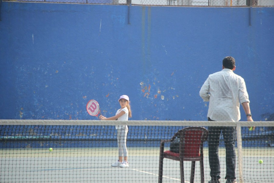 Mahesh Bhupathi,Lara Dutta,Lara Dutta daughter,Mahesh Bhupathi daughter,Saira