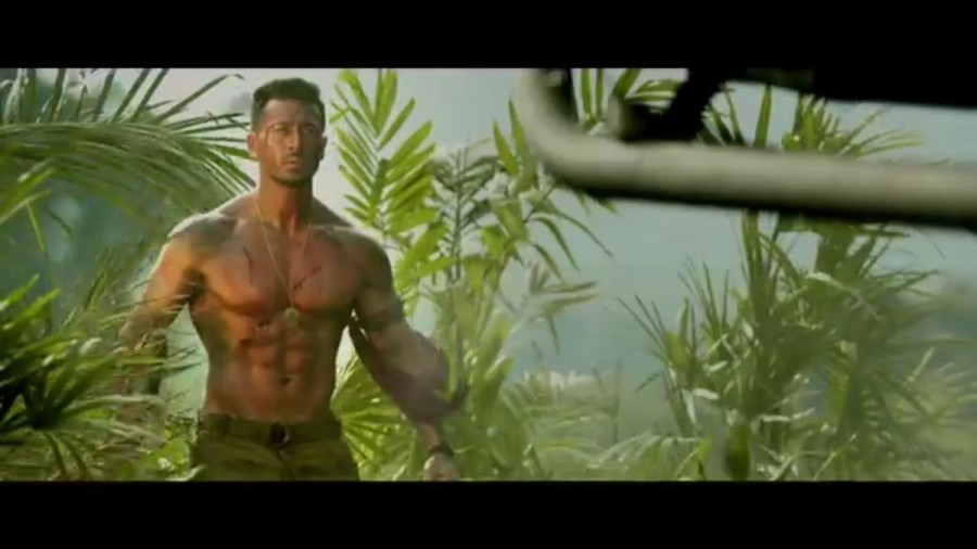 Baaghi 3 trailer,Tiger Shroff,Disha Patani,Tiger Shroff and Disha Patani,Baaghi 3,Baaghi 3 movie trailer