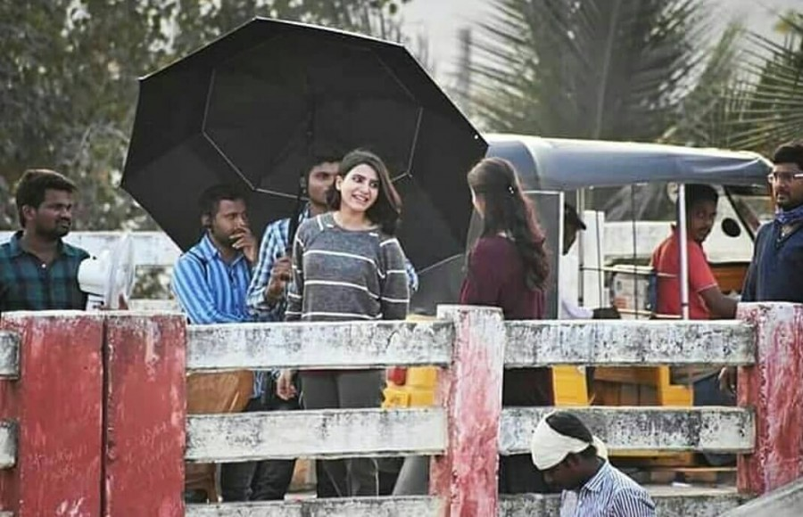 Samantha Akkineni,actress Samantha Akkineni,Samantha Akkineni U-Turn,U-Turn,U-Turn on the sets
