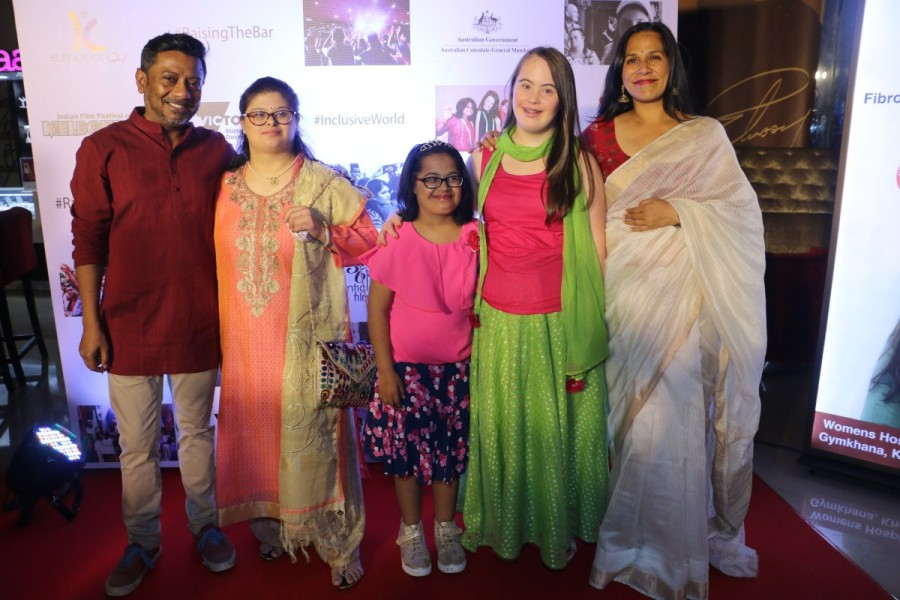 Tanishtha Chaterjee,Shreyas Tapade,Rasika Dugal,Sohail Khan,Sanjay Suri,Nidhi Singh,Isha Talwar,Raising The Bar,Raising The Bar special screening