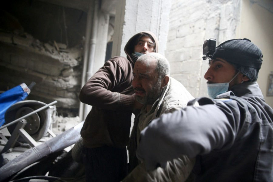 Syria,Ghouta,Ghouta attacked,United Nations