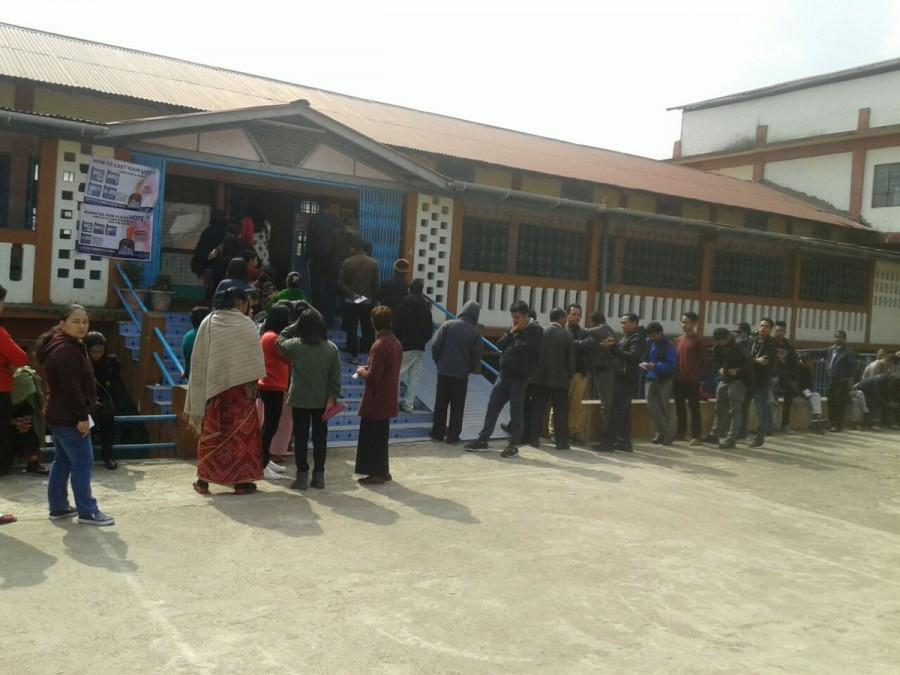 Meghalaya,Meghalaya election,Polling in Meghalaya,Meghalaya Polling,election
