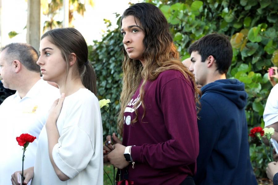Parkland students,Parkland students returns,mass shooting,mass school shooting,Marjory Stoneman Douglas High School