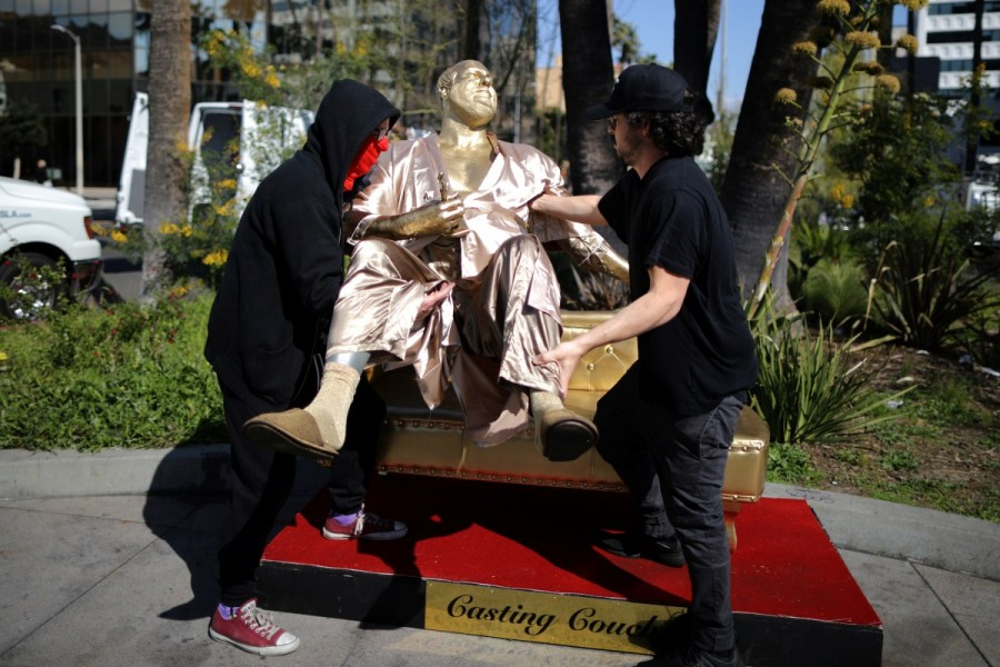 Plastic Jesus,Harvey Weinstein,Casting Couch,Casting Couch statur,Oscars,Oscars 2018