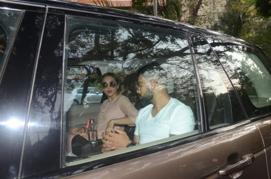 Anushka Sharma and Virat Kohli,Anushka Sharma,Virat Kohli,Sridevi,Sridevi house,sridevi funeral,Sridevi death
