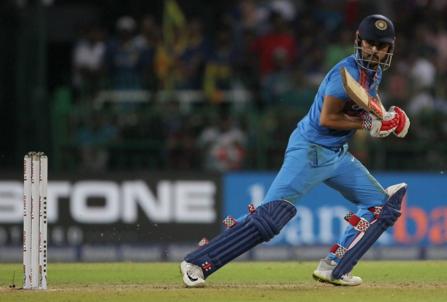India beat Sri Lanka,India defeated Sri Lanka,Suresh Raina,Lokesh Rahul,Manish Pandey,Dinesh Karthik,Nidahas Trophy