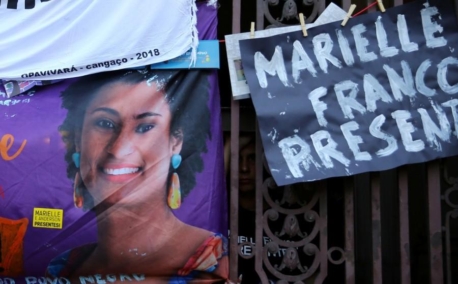 Brazilian activist politician,Brazilian politician,murder of Marielle,Marielle Franco,Rio de Janeiro