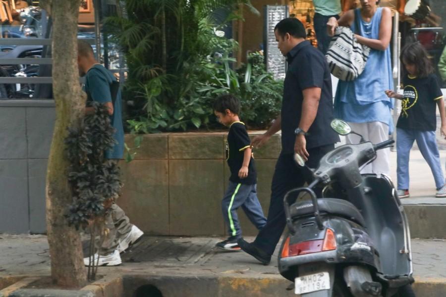 Aamir Khan,actor Aamir Khan,Aamir Khan son,Aamir Khan son Azad,Azad,Azad Rao Khan,Azad Rao Khan pics,Azad Rao Khan images
