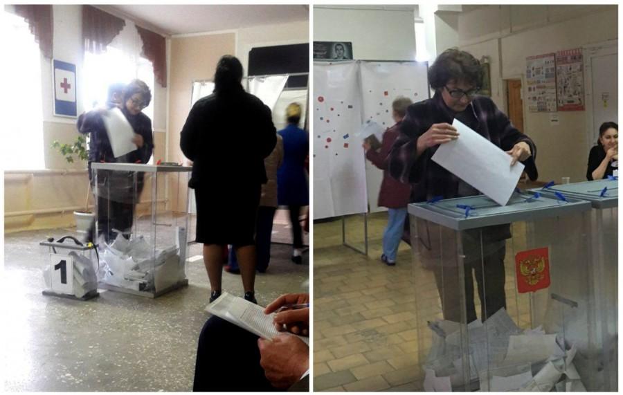 Russian presidential election 2018,Russia,World news,Europe,Vladimir Putin,Identical twins