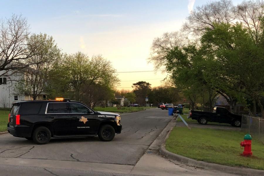 Austin,Texas bombing spree