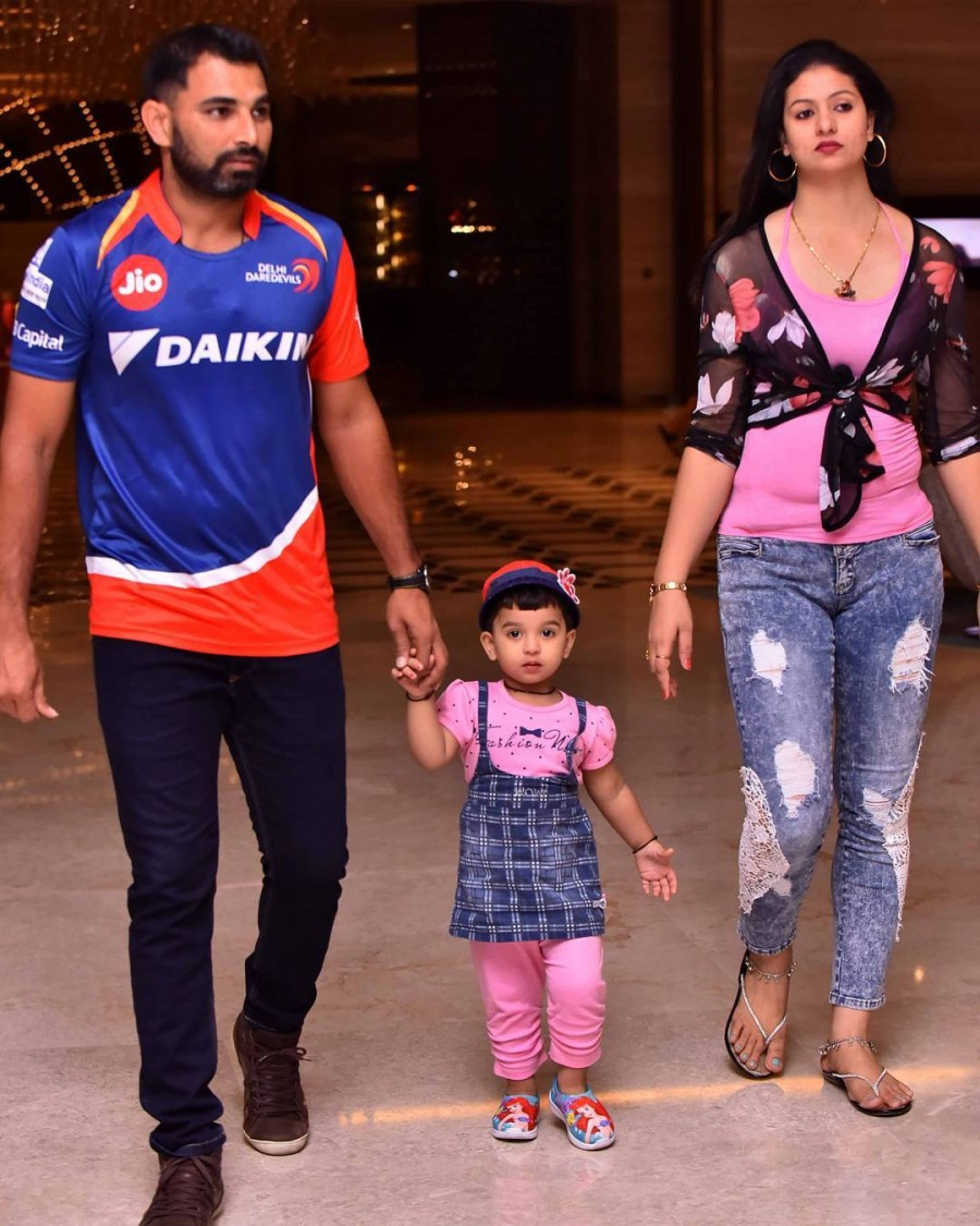 Mohammed Shami,Mohammed Shami wife,Mohammed Shami match fixing,Hasin Jahan,Mohammed Shami and Hasin Jahan,Mohammed Shami and Hasin Jahan pics,Mohammed Shami and Hasin Jahan images