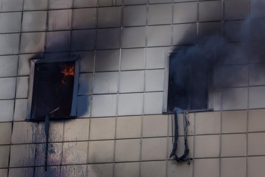 Russian shopping mall,fire at Russian shopping mall,Soviet Union,deadliest fires,shopping mall fire