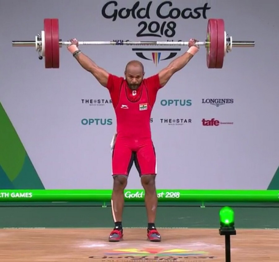 Sathish Sivalingam,Sathish Sivalingam gold,Sathish Sivalingam gold medal,Commonwealth Games,Commonwealth Games 2018,Sathish Kumar Sivalingam