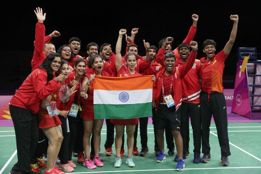 CWG 2018,Commonwealth Games,Commonwealth Games 2018,Kidambi Srikanth,Saina Nehwal,Satwiksairaj Rankireddy,Ashwini Ponnappa