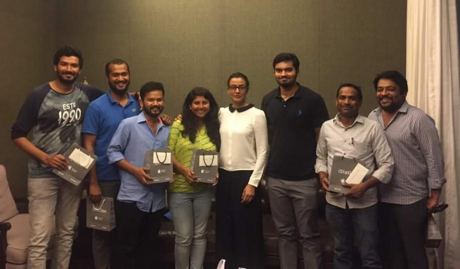 Mahesh Babu,actor Mahesh Babu,Bharat Ane Nenu,Bharat Ane Nenu crew,Bharat Ane Nenu cast,IPhoneX mobiles,IPhone X mobiles