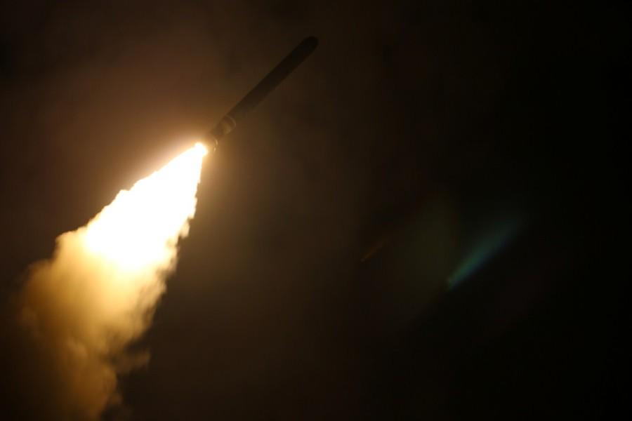 U.S.,British and French forces,U.S,air strikes in Syria,Syria,Syria attack,Syrian President Bashar al-Assad,Bashar al-Assad
