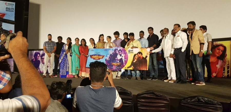 Suriya,Arya,Shanthnu,Gautham Karthik,Regina Cassandra,Mr. Chandramouli,Mr. Chandramouli audio launch,Mr. Chandramouli audio launch pics,Mr. Chandramouli audio launch images